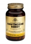 Solgar Hawthorne Berry Vegetable Capsules (100)