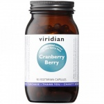 Viridian Cranberry Berry Extract Capsules