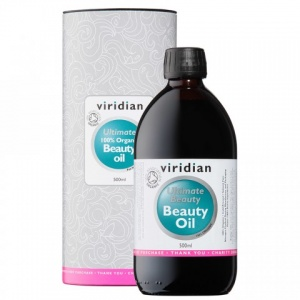 Viridian 100% Organic Ultimate Beauty Oil