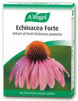 A.Vogel Echinaforce Forte Cold & Flu tablets.
