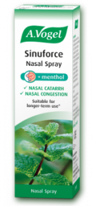 A.Vogel Sinuforce Nasal Spray with menthol